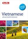 Berlitz Phrase Book & Dictionary Vietnamese(bilingual Dictionary) BERLITZ PHRASE BK & DICT VIETN (Berlitz Phrasebooks)