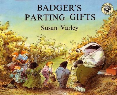 BADGER'S PARTING GIFTS(P) [ SUSAN VARLEY ]