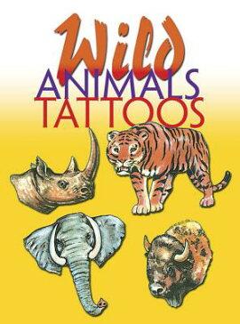 WILD ANIMALS TATTOOS