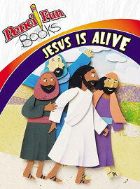 Jesus_Is_Alive��_Pencil_Fun_Boo