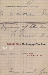 Gertrude_Stein��_The_Language_T