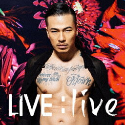 LIVE ___ live (初回限定盤 CD+DVD) [ <strong>AK-69</strong> ]