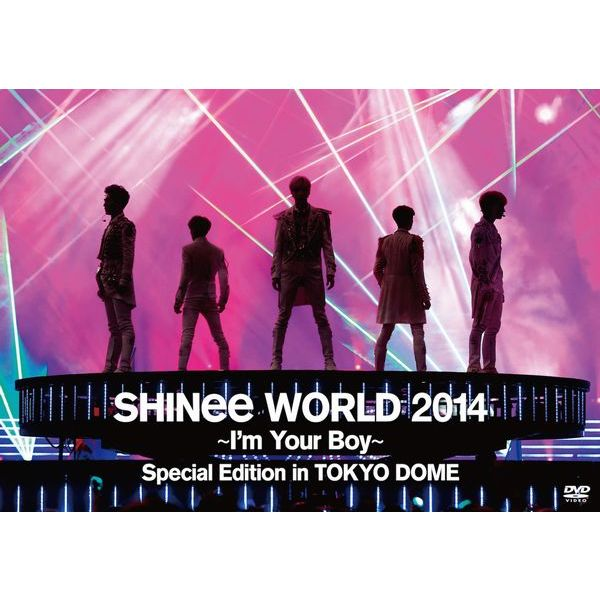SHINee WORLD 2014〜I'm Your Boy〜 Special Editi…...:book:17466330