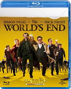 <b>50%OFF!</b>ワールズ・エンド/酔っぱらいが世界を救う!【Blu-ray】