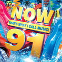 Other - 【輸入盤】Now That's What I Call Music 91 [ NOW(コンピレーション) ]
