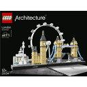 レゴ(LEGO) アーキテクチャー ロンドン 21034の画像