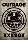 XXX BOX (初回限定盤 2CD+DVD) [ アウトレイジ ]