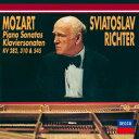 器乐曲 - モーツァルト:ピアノ・ソナタ第4番 第16番(旧第15番)・第8番 [ スヴャトスラフ・リヒテル ]
