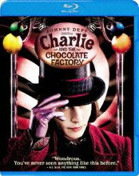 チャーリーとチョコレート工場【Blu-ray】 [ <strong>ジョニー・デップ</strong> ]
