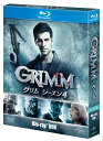 GRIMM/グリム シーズン4 BD-BOX【Blu-ray】 [ デヴィッド・ジュントーリ ]