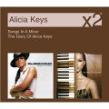 【輸入盤】 ALICIA KEYS / SONGS IN A MINOR/DIARY OF ALICIA KEYS