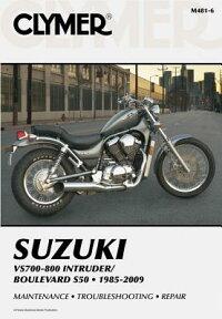 SuzukiVs700-800Intruder/BoulevardS501985-209