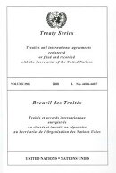 Treaty Series 2506 2008 I: Nos. 44806-44817