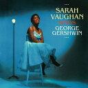 爵士 - 【輸入盤】Sings George Gershwin (2CD) [ Sarah Vaughan ]