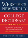 Webster's New World College Dictionary, Fifth Edition [With CDROM] [ Webster's New World College Dictionaries ]