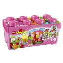 レゴ(LEGO)デュプロ デュプロ(R) デュプロ(R)ピンクのコンテナデラックス 10571