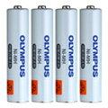 単4形ニッケル水素充電池パック BR404