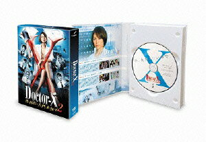 ドクターX 〜外科医・大門未知子〜 2 DVD-BOX [ 米倉涼子 ]