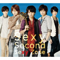 Sexy Second(初回限定盤A CD+DVD) [ Sexy Zone ]