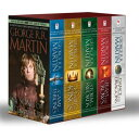 George R. R. Martin 039 s a Game of Thrones 5-Book Boxed Set (Song of Ice and Fire Series): A Game of Th BOXED-GEORGE R R MARTINS A 5V (Song of Ice and Fire) George R. R. Martin