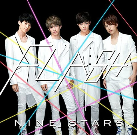 FLASH (初回限定盤A CD+DVD) [ 九星隊 ]