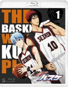 黒子のバスケ 1【Blu-ray】 [ 小野賢章 ]