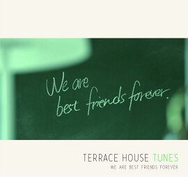 TERRACE��HOUSE��TUNES-We��are��best��friends��forever (�������� CD��DVD)