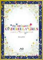 THE IDOLM@STER CINDERELLA GIRLS 2ndLIVE PARTY M@GIC!! Blu-ray BOX 【完全限定生産】 【Blu-ray】