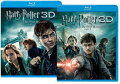 【お得オリジナルセット組み】ハリー・ポッターと死の秘宝 Part1&Part2 3D&2D ブルーレイセット【数量限定】