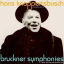 【輸入盤】 ブルックナー:交響曲第3、4、5、7、8、9番、ワーグナー:管弦楽曲集 クナッパーツブッシュ&ベルリン・フィル、バイエルン国立管 [ ブルックナー (1824-1896) ]