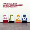 【輸入盤】Forever Delayed - Disc Box Slider Edition (Ltd) [ Manic Street Preachers ]