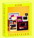 【輸入盤】2nd Mini Album: TELEVISION [ ZICO (Block B) ]