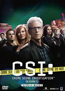 CSI:�ʳ��ܺ��� ��������12 ����ץ��DVD BOX-1
