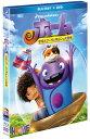 ホーム 宇宙人ブーヴのゆかいな大冒険 2枚組ブルーレイ&DVD【初回生産限定】【Blu-ray】 [