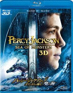 パーシー・ジャクソンとオリンポスの神々:魔の海【Blu-ray】 [ ローガン・ラーマン ]