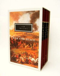 War_and_Peace��_3-Volume_Boxed