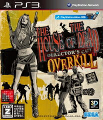 The House of The Dead:OVERKILL Director''s Cut