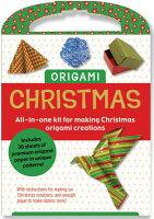 Origami christmas peter pauper press inc