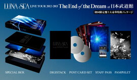 LUNA SEA LIVE TOUR 2012-2013 The End of the Dream at ������ƻ�� �ڽ���ס�