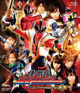 スーパー戦隊シリーズ::侍戦隊シンケンジャー コンプリートBlu-ray3【Blu-ray】 [ 松坂桃李 ]