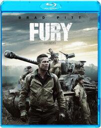 フューリー 【Blu-ray】 [ <strong>ブラッド・ピット</strong> ]