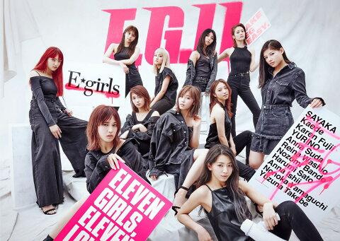 E.G.11 (初回限定盤 2CD+2Blu-rau+スマプラ) [ E-girls ]
