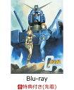 【先着特典】U.C.ガンダムBlu-rayライブラリーズ 機動戦士ガンダム【Blu-ray】(特製A4クリアファイル)