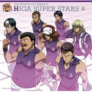 THE PRINCE OF TENNIS 2 HIGA SUPER STARS