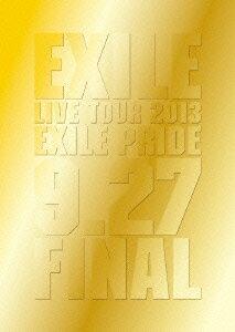 EXILE LIVE TOUR 2013 ��EXILE PRIDE�� 9.27 FINAL