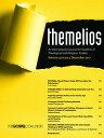 Themelios, Volume 42, Issue 3 THEMELIOS VOLUME 42 ISSUE 3
