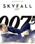 007/スカイフォール 2枚組ブルーレイ&DVD【初回生産限定】【Blu-ray】