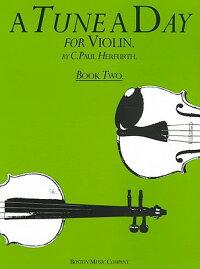 A_Tune_a_Day_for_Violin��_Book