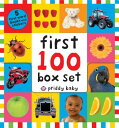First 100 PB Box Set (5 Books): First 100 Words First 100 Animals First 100 Trucks and Things That BOXED-1ST 100 PB BOX SET (5 BO (First 100) Roger Priddy