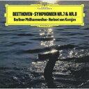 ベートーヴェン:交響曲第7番 第8番 ヘルベルト フォン カラヤン